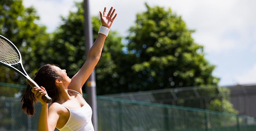 Tennis Clubs near Yonge & Eglinton