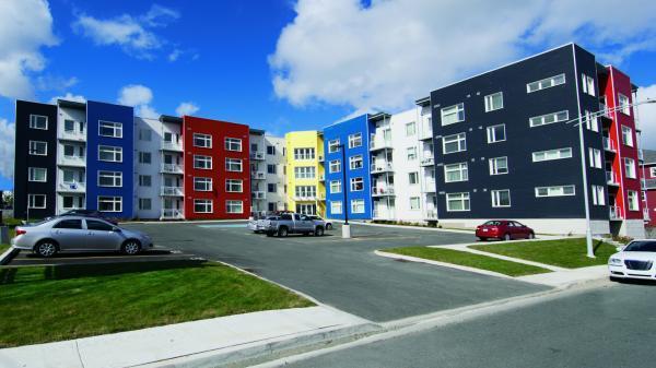 St. John's Appartement pour le loyer, cliquer pour plus de détails...