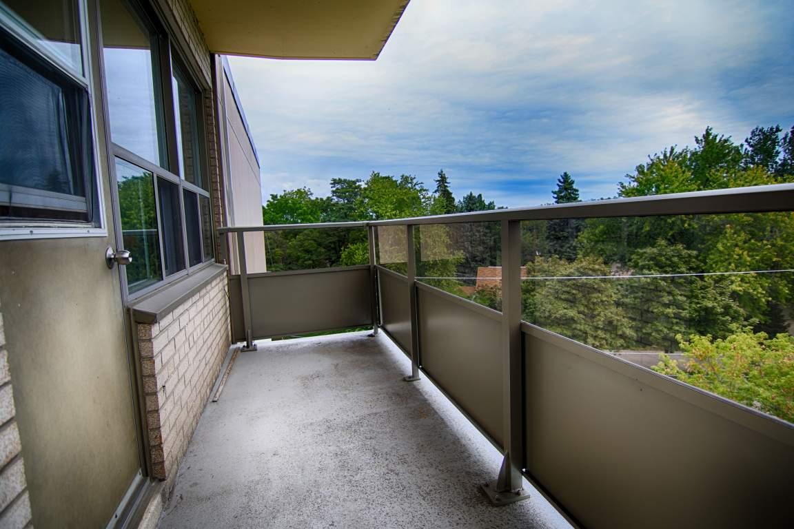 New Balconies, Railings and Windows