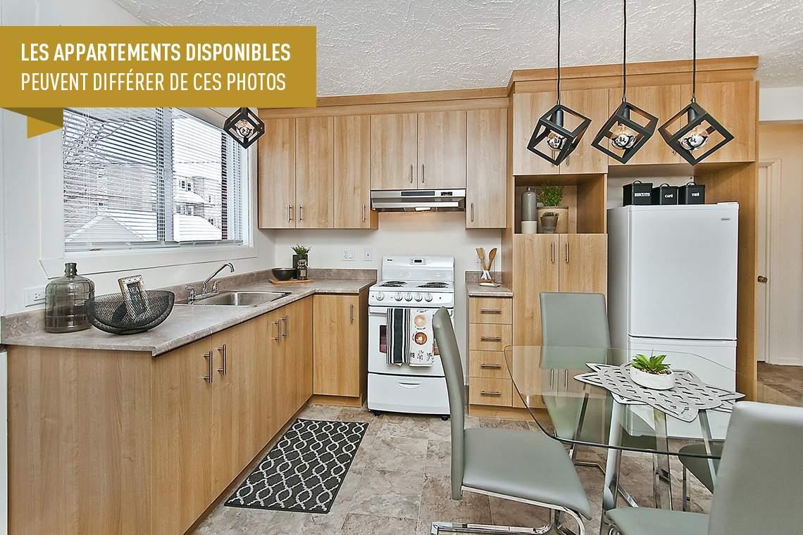 Québec Appartement pour le loyer, cliquer pour plus de détails...