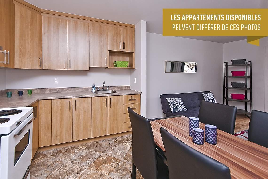 Québec Québec Appartement à louer
