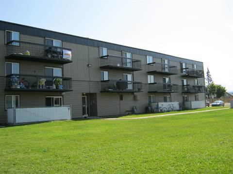Slave Lake 1 bedroom Apartment