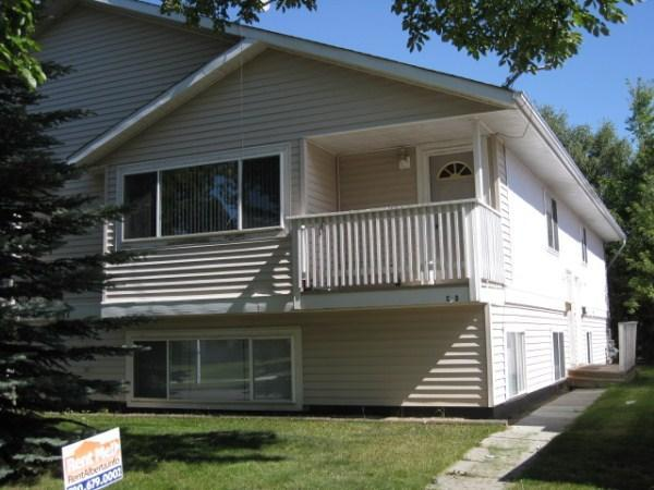 Camrose Alberta Apartment for rent, click for details...