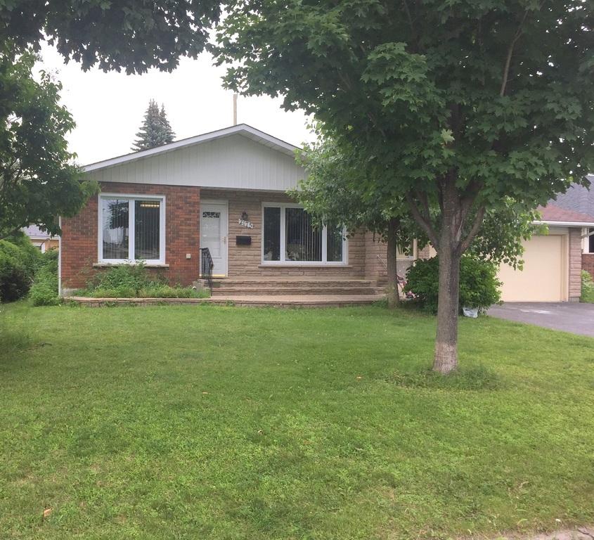 Ottawa East 3 bedroom House