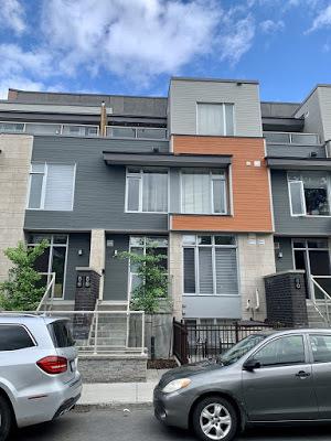 Ottawa Ontario Maison urbaine à louer