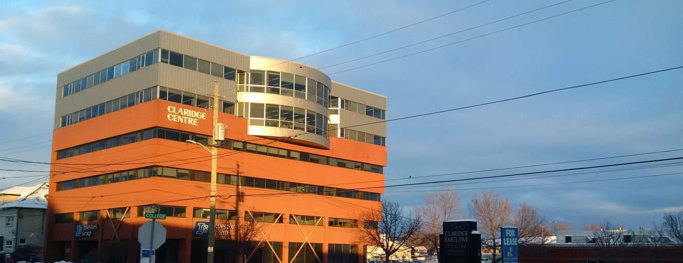 Claridge Executive Centre - 144
