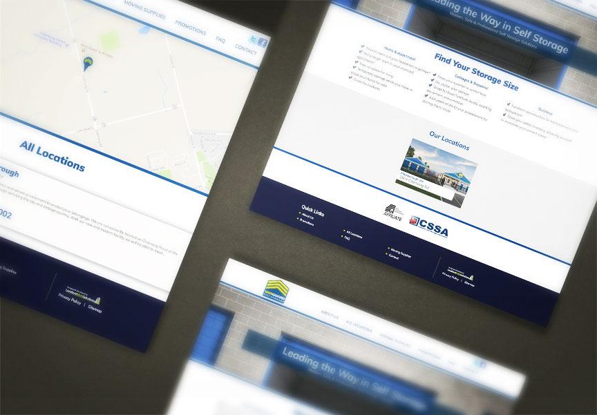 Vanguard Self Storage Launches New Website