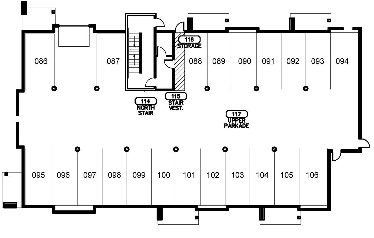 1st Floor (Main)