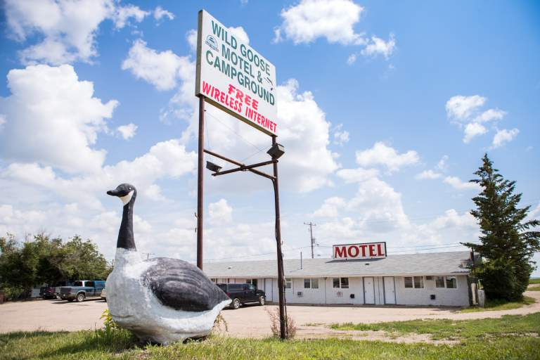 Wild Goose Motel & Campground