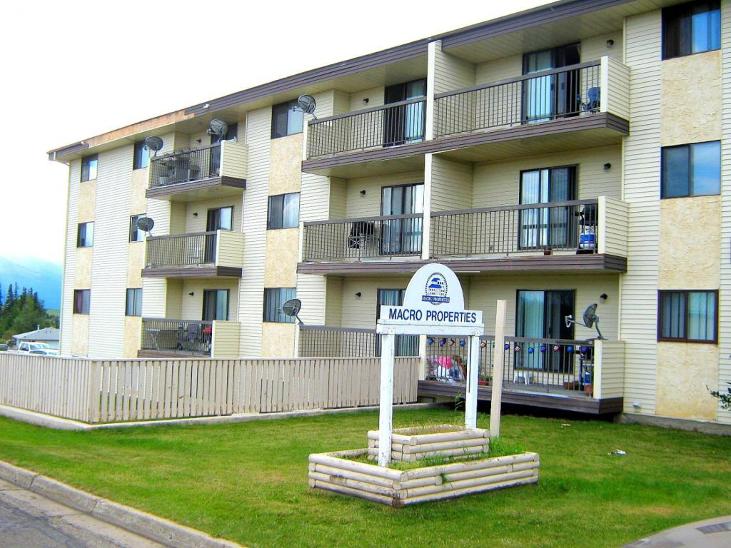 Grande Cache Apartment for rent, click for more details...