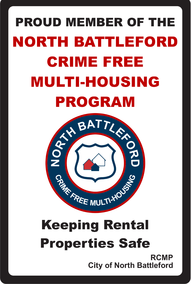 North Battleford Crime Free Multi-Housing Program