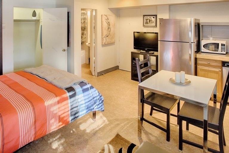 Calgary Du nord-ouest 1 chambre à coucher Appartement