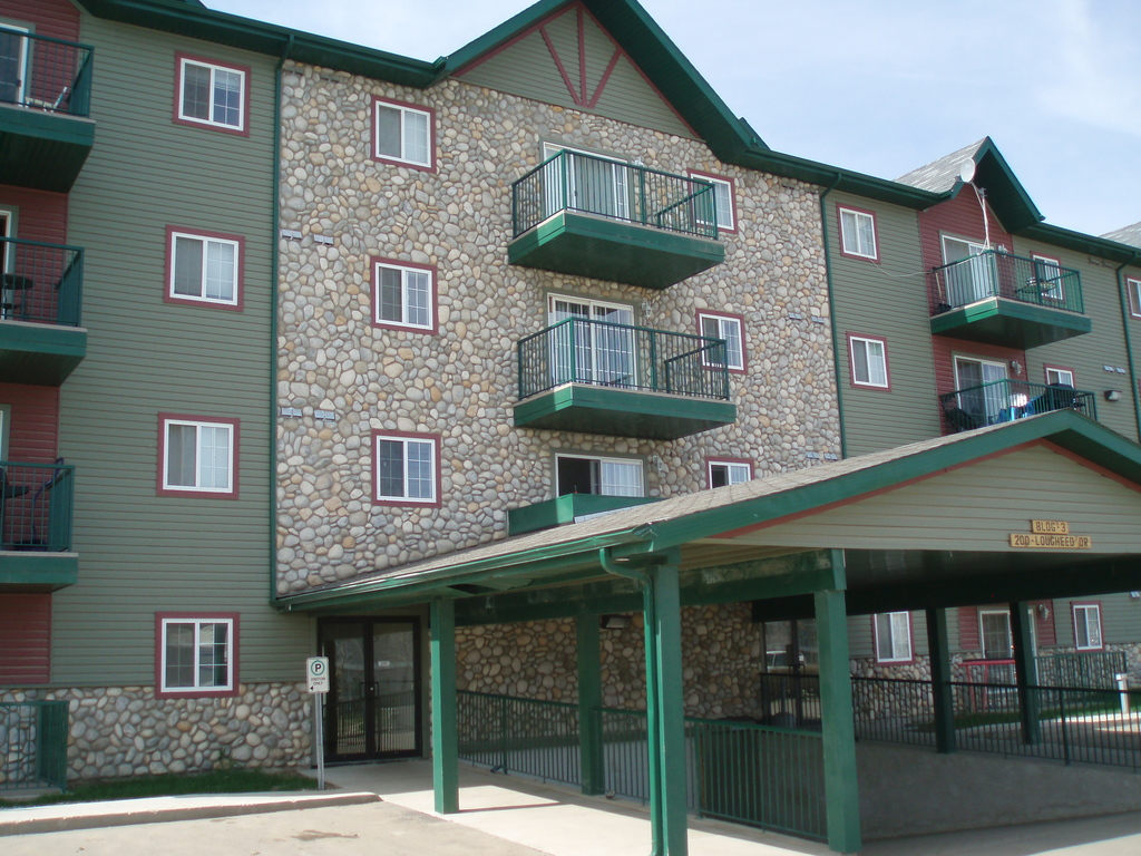 Fort McMurray Alberta Appartement à louer