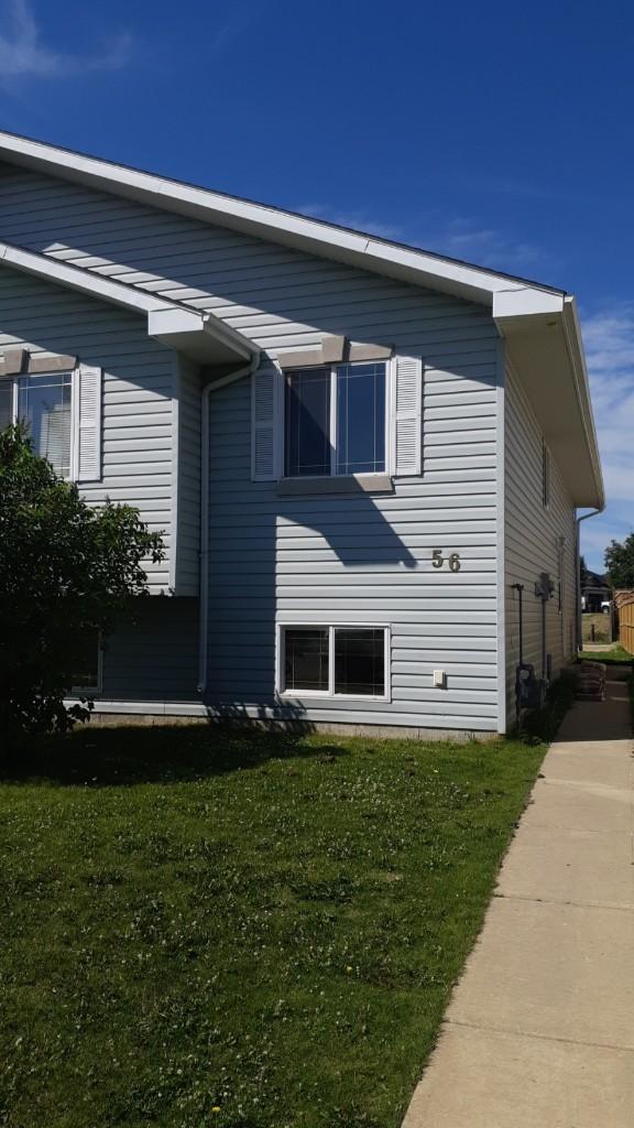 Sylvan Lake Duplex pour le loyer, cliquer pour plus de détails...