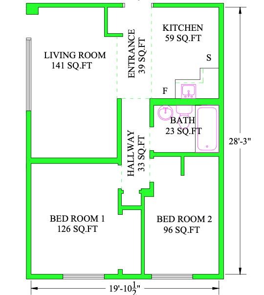 Aurora Place Apartments In Edmonton