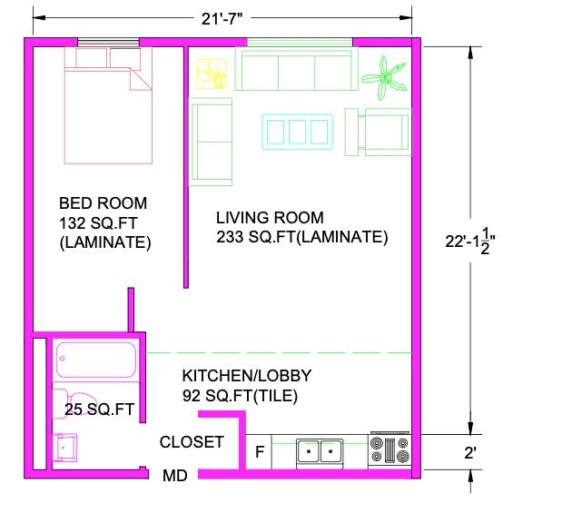 Cornerstone Apartments In Edmonton