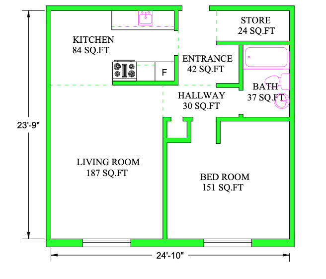 Marcus Manor Apartments In Edmonton
