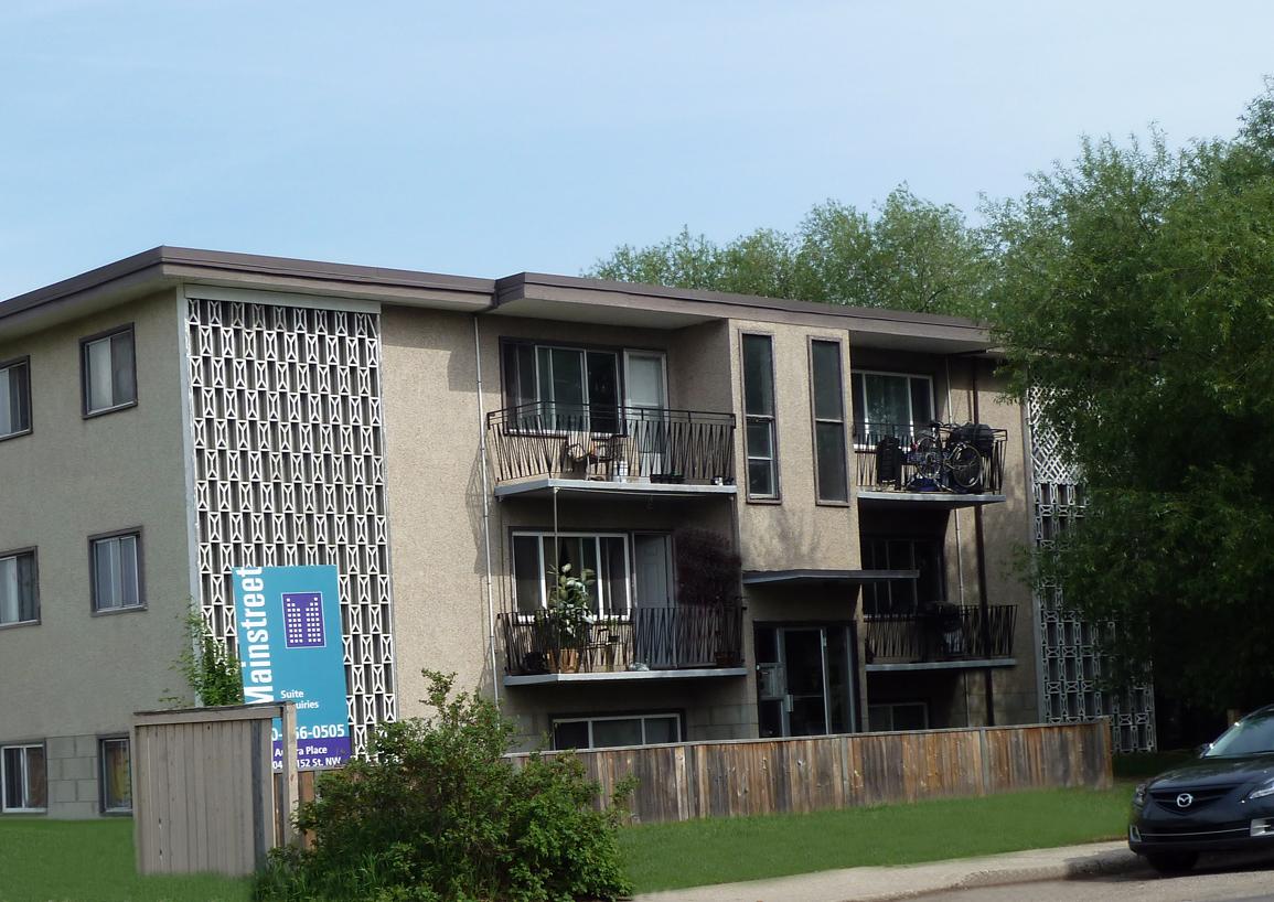 10041 152 Street NW, Edmonton, AB - $940