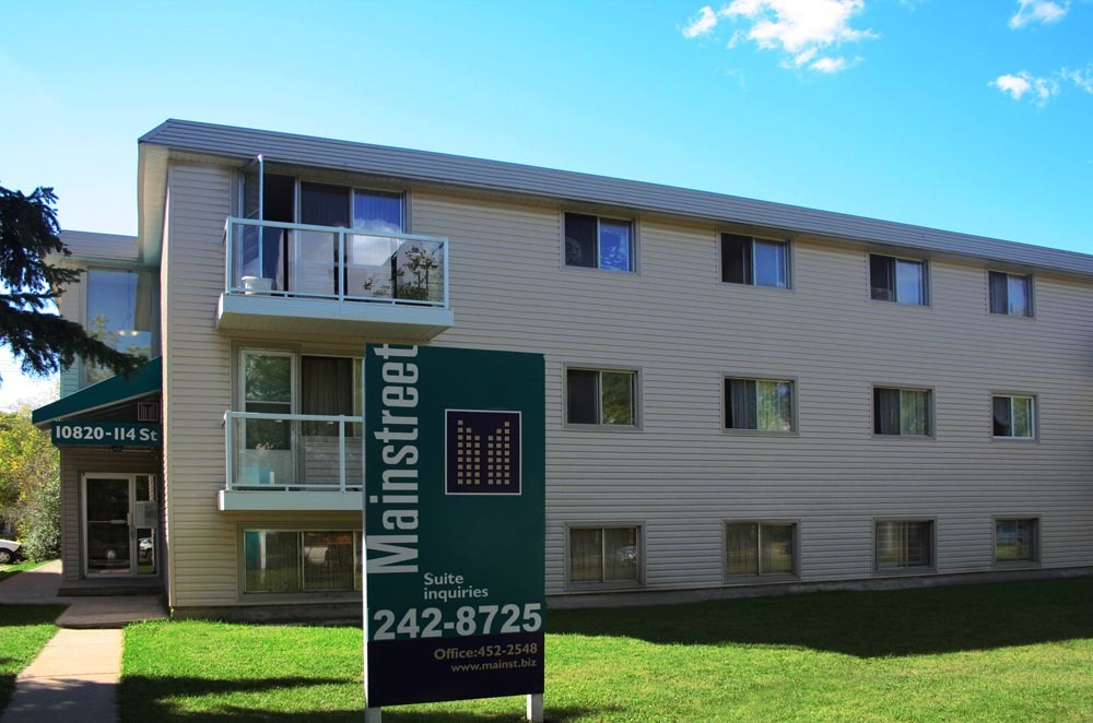 10820 114 Street NW, Edmonton, AB - $1,295 CAD/ month