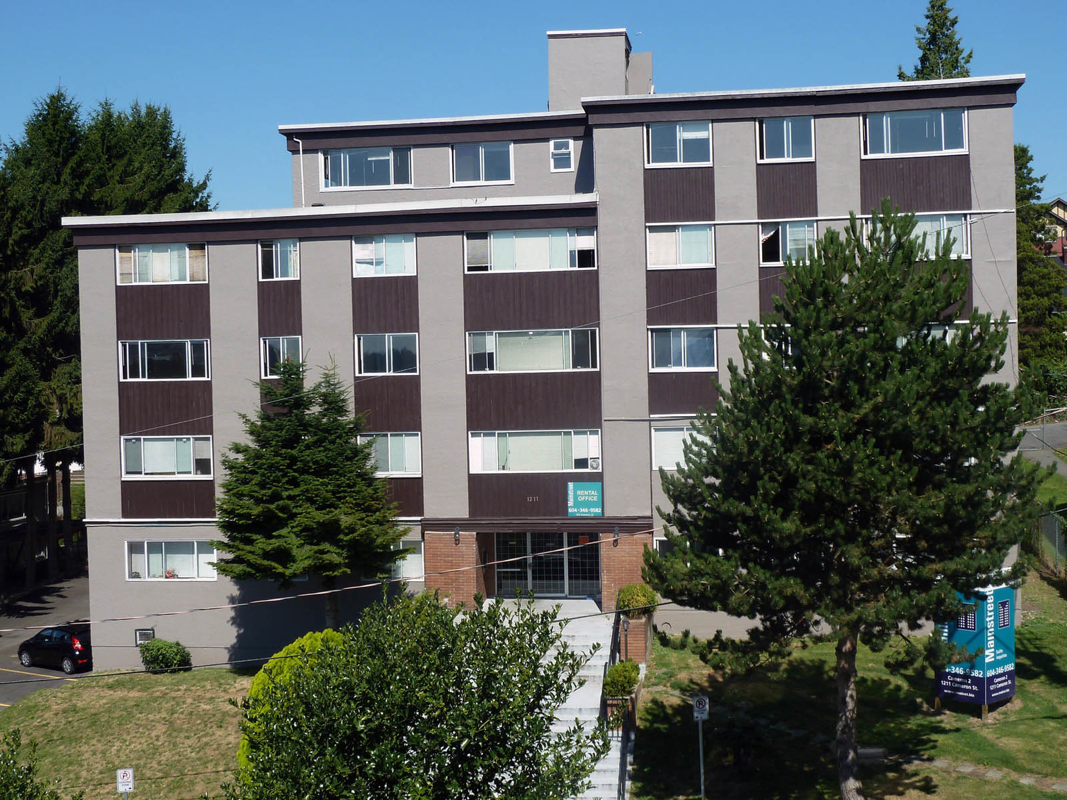 1211 Cameron St., New Westminster, BC - $1,250