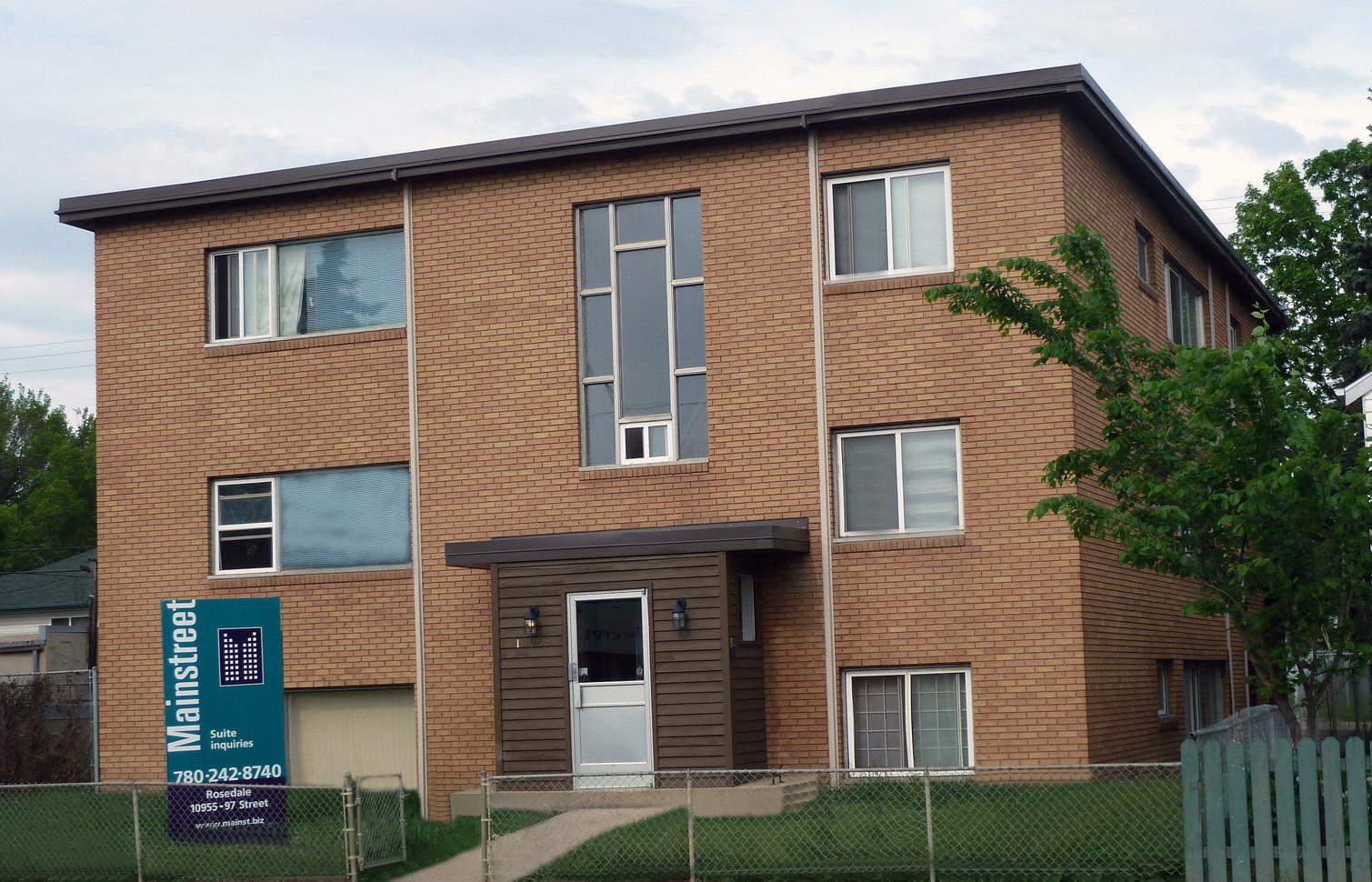 10959 97 Street NW, Edmonton, AB - $799