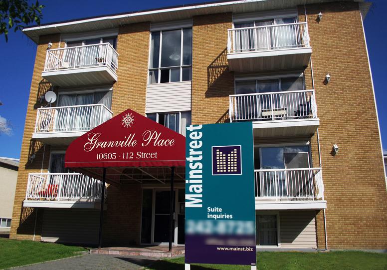 10605 112 Street NW, Edmonton, AB - $799