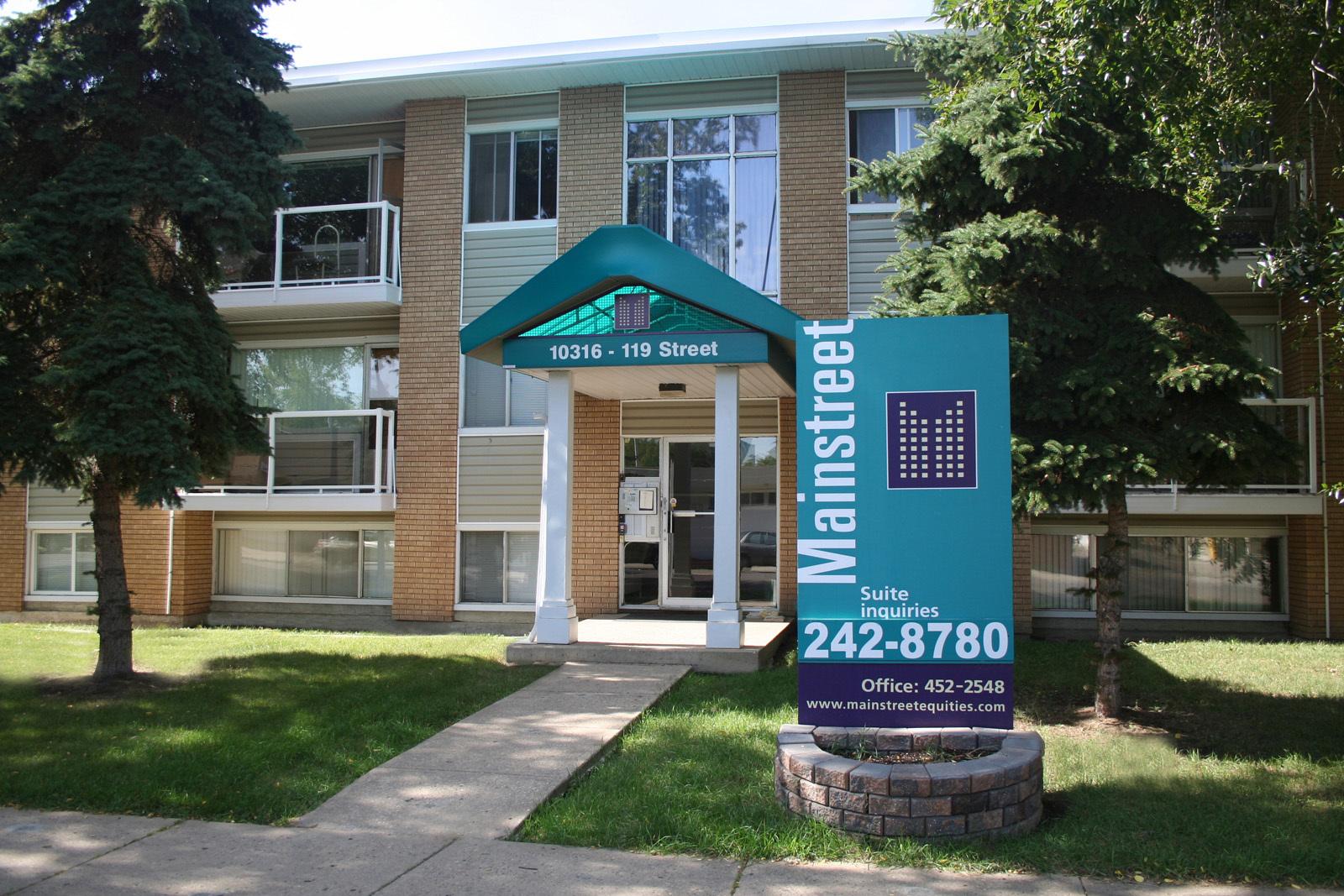 10316 119 Street NW, Edmonton, AB - $870 CAD/ month