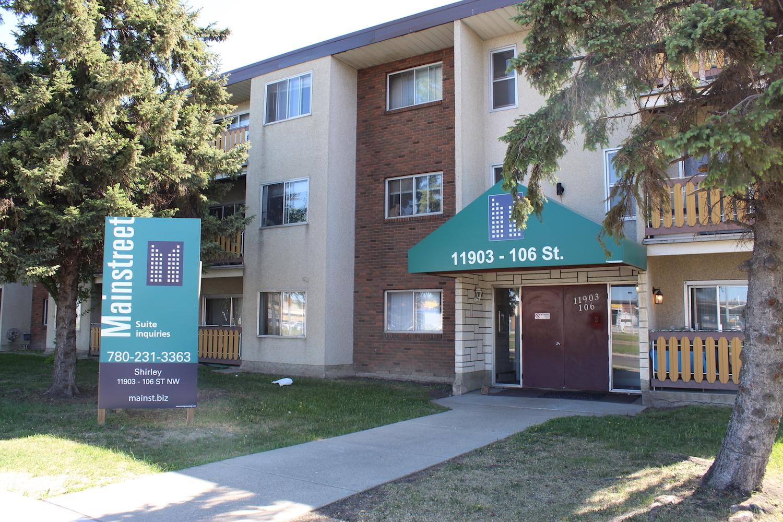 11903 106 Street NW, Edmonton, AB - $925