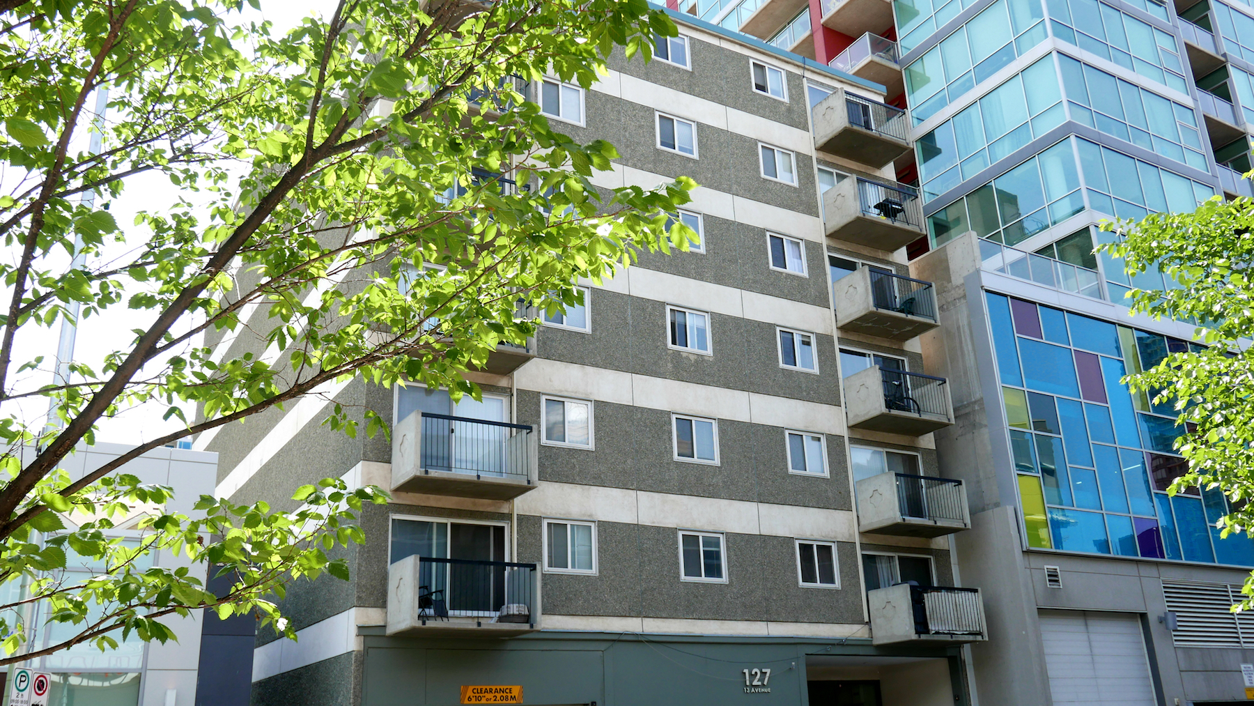 127 13 Ave SW, Calgary, AB - $1,299