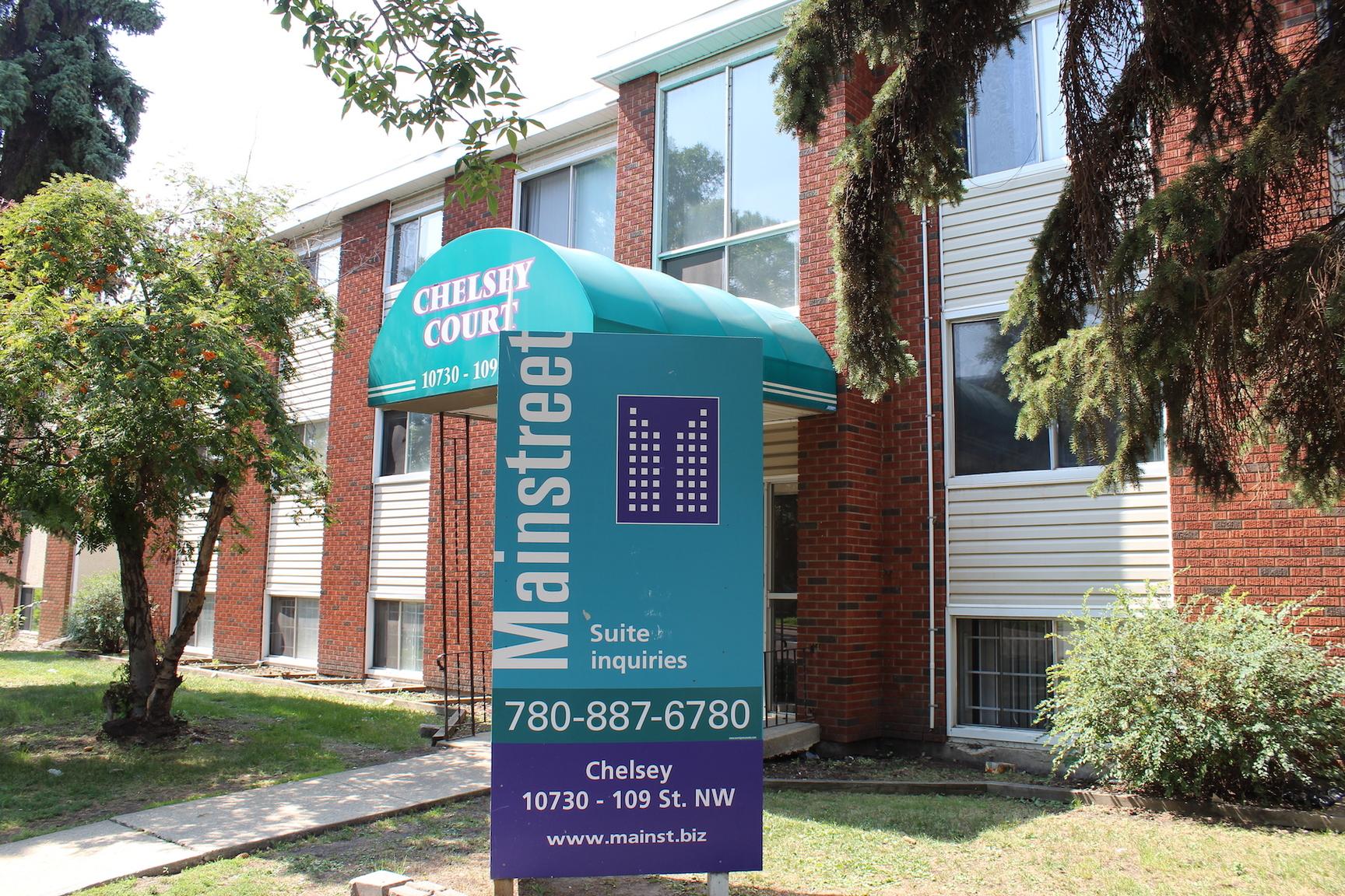 10730 109 Street NW, Edmonton, AB - $1,070