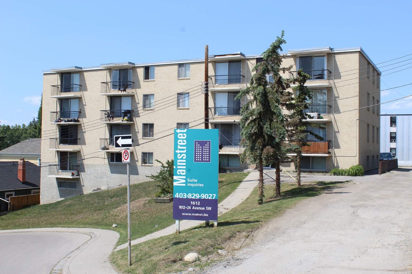 1612 24 Avenue SW, Calgary, AB - $1,150 CAD/ month