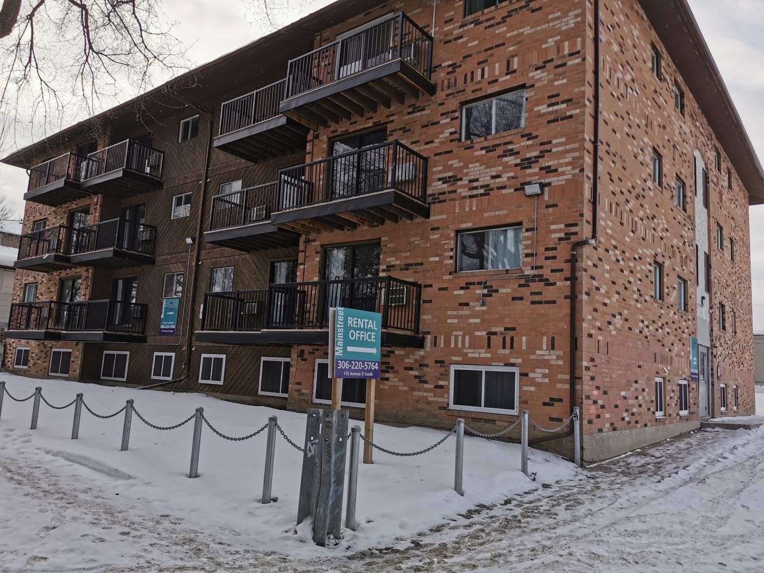 115 Avenue O South, Saskatoon, SK - $825