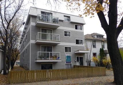 Saskatoon 3 chambre à coucher Appartement