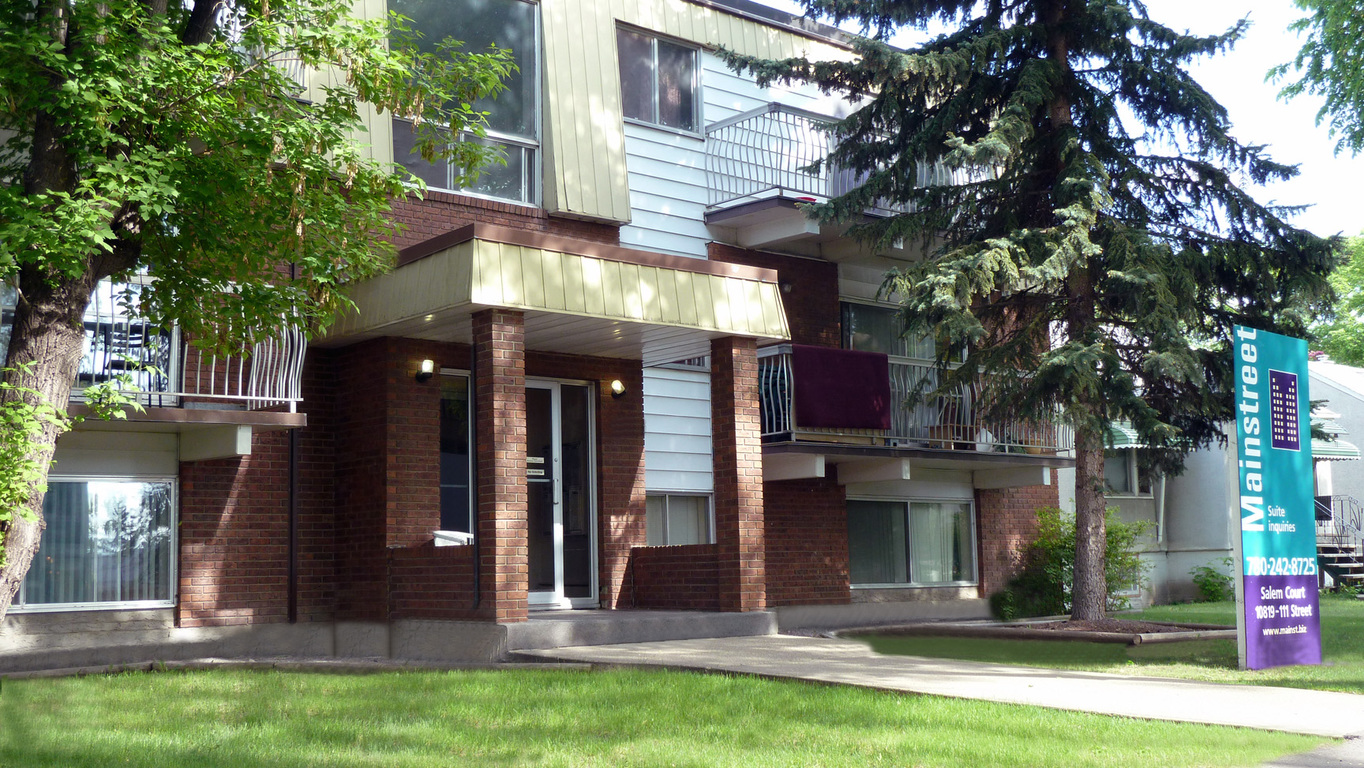 Edmonton Du centre 1 chambre à coucher Appartement