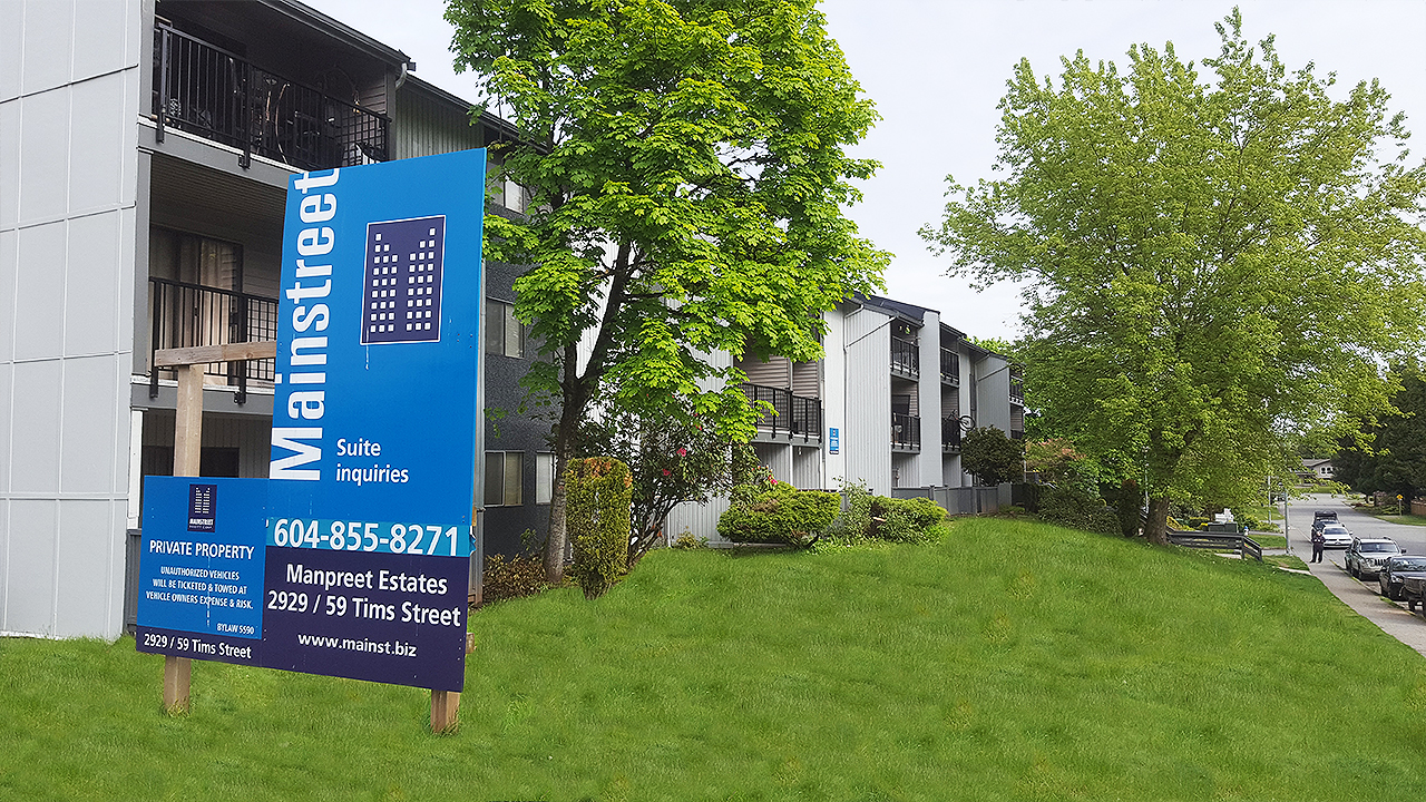 Abbotsford British Columbia Apartment for rent, click for details...
