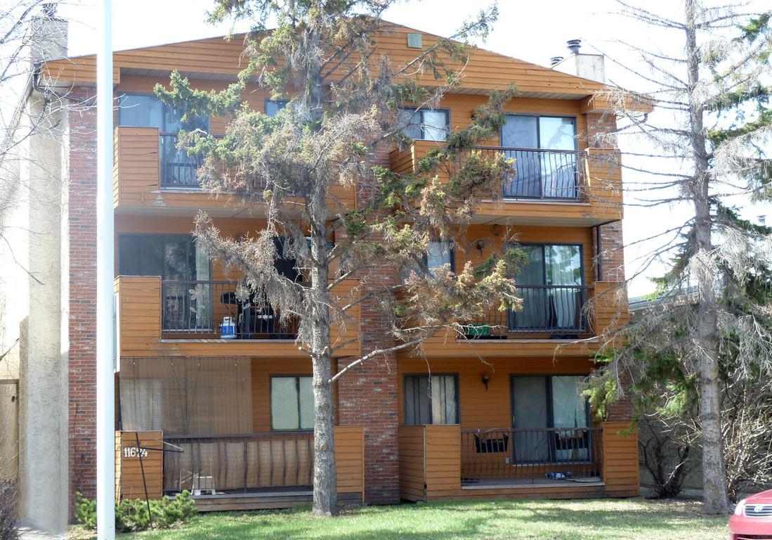 Edmonton Du centre Appartement À louer