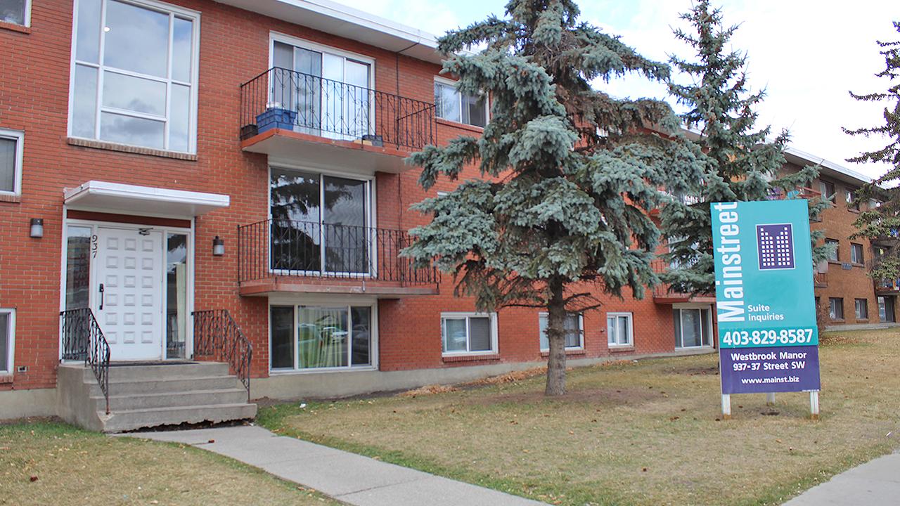 Calgary Du Sud-ouest 2 chambre à coucher Appartement