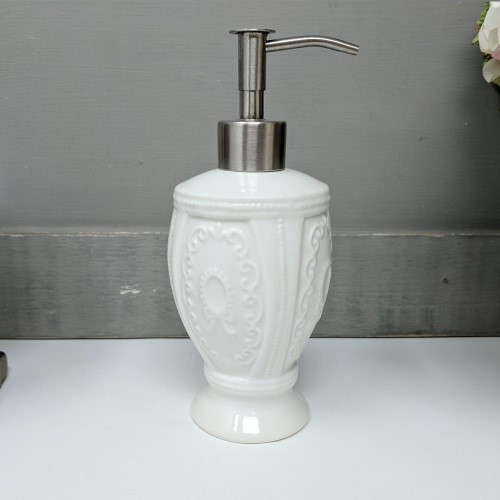 Image result for decorative soap dispenser