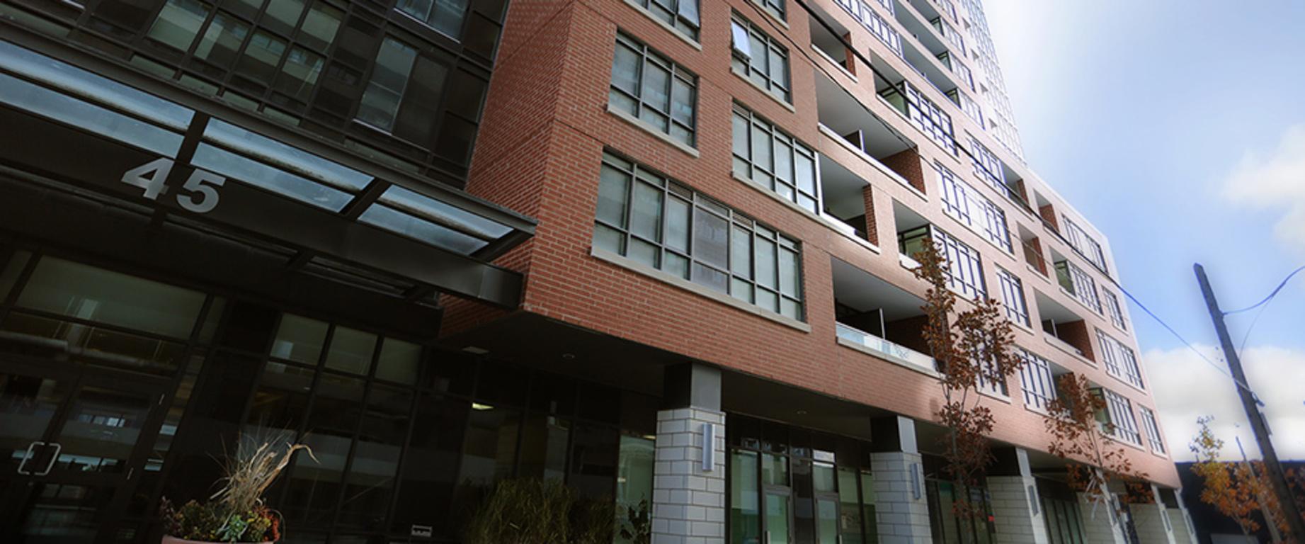 Toronto Centre 3 chambre à coucher Appartement