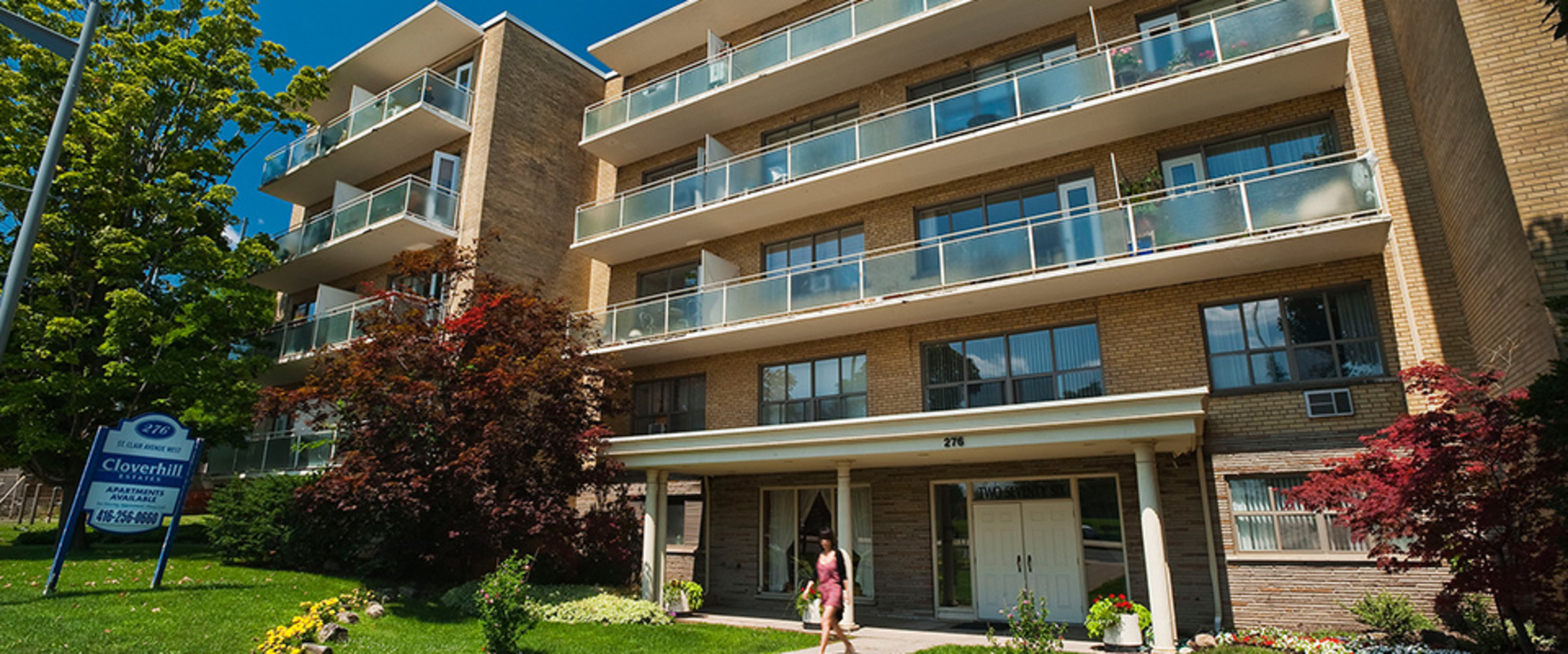 Toronto West 2 bedroom Apartment