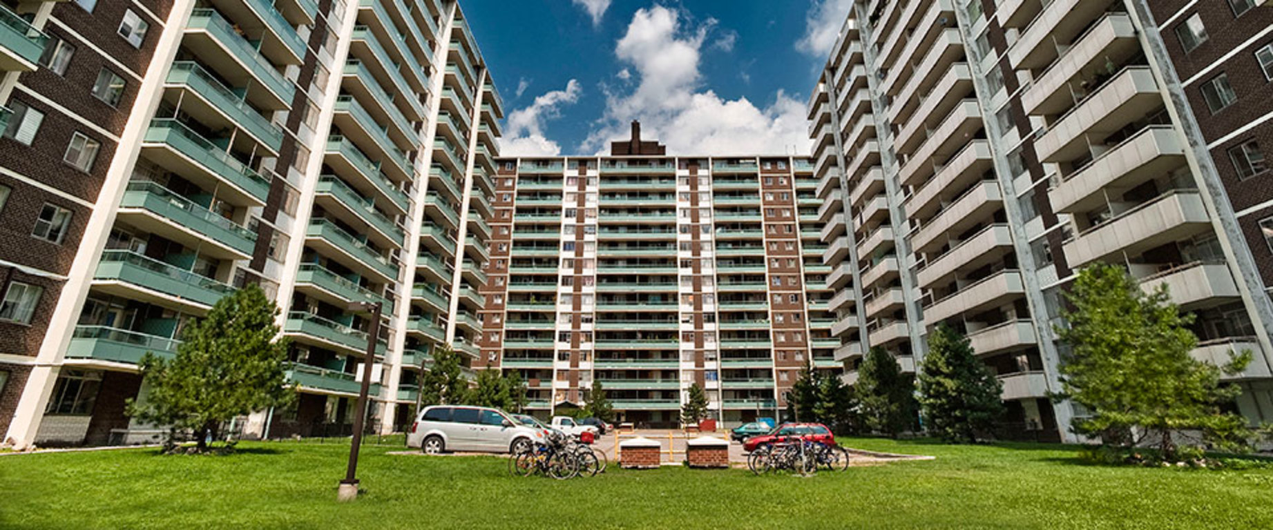 Toronto Central Apartment