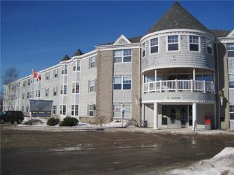 Apartment Building For Rent in  151 Queen Street, Fredericton, NB