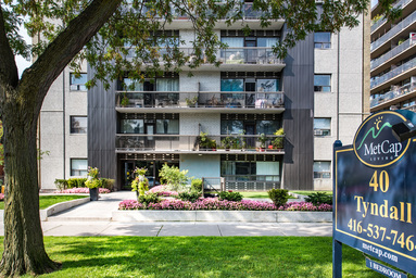 Apartment Building For Rent in  40 Tyndall Ave, Toronto, ON