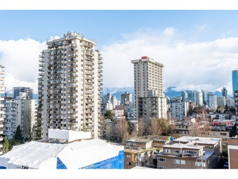 Apartment Building For Rent in  1100 Harwood Street, Vancouver, BC