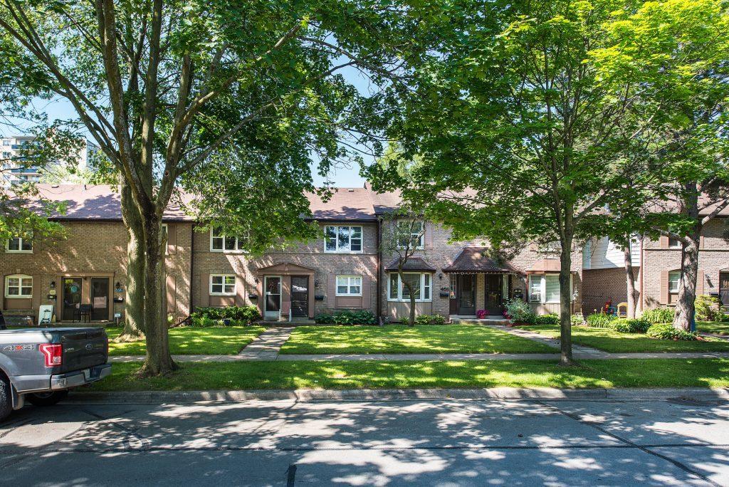 Burlington Maison urbaine pour le loyer, cliquer pour plus de détails...