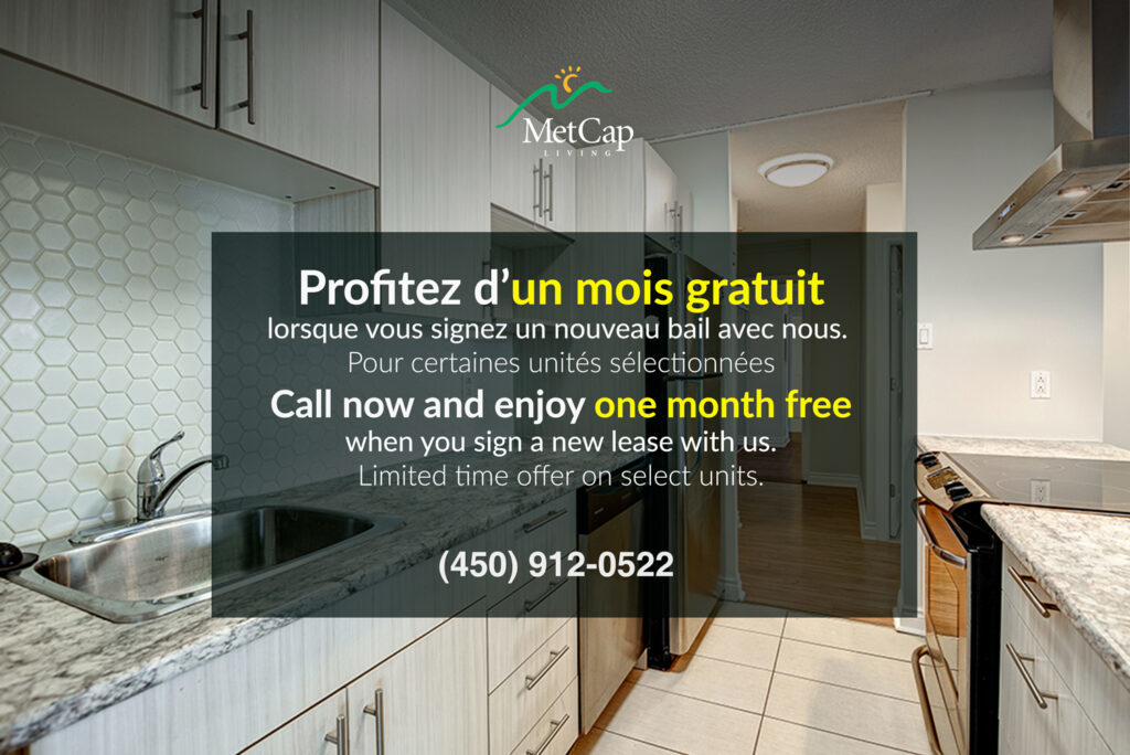Saint-Lambert Québec Appartement à louer