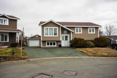 Mount Pearl Newfoundland and Labrador House For Rent