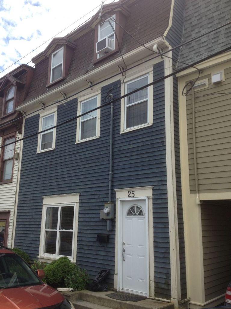 St. John's Maison urbaine pour le loyer, cliquer pour plus de détails...