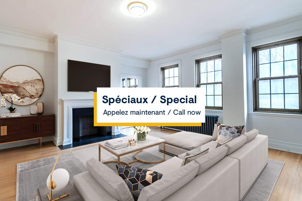 Montreal Quebec Apartment For Rent