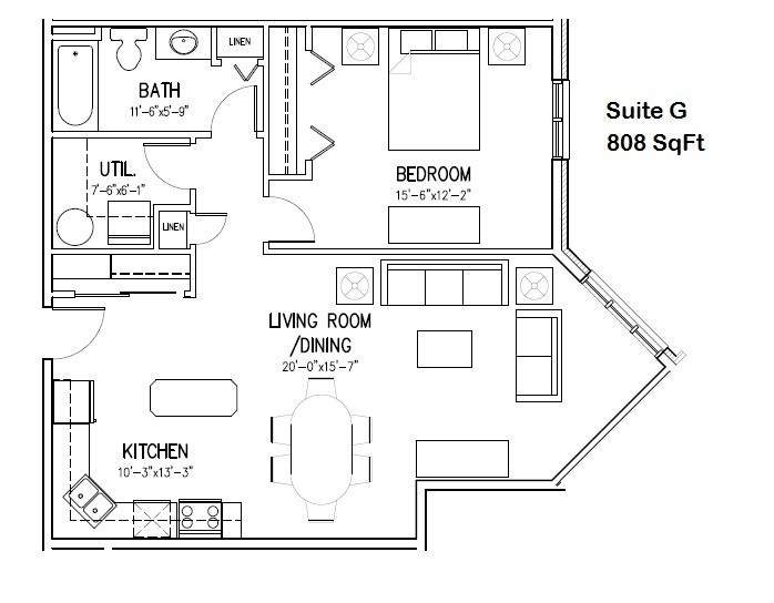 G Floorplan